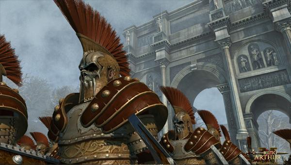 King Arthur II Dead Legions игра