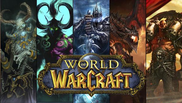 Warcraft игра