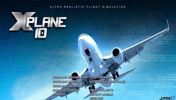 игра X-Plane 10