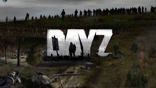 Day Z игра зомби