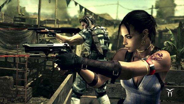 игра Resident Evil 5
