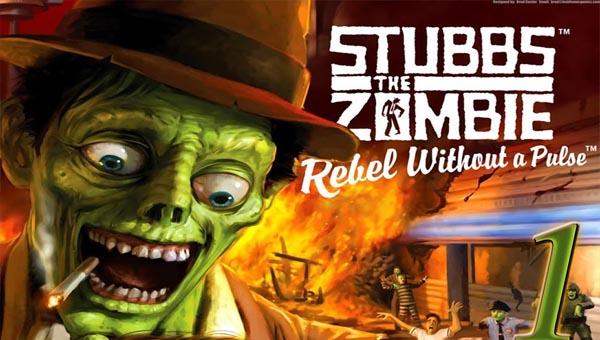 Stubbs the Zombie зомба игра
