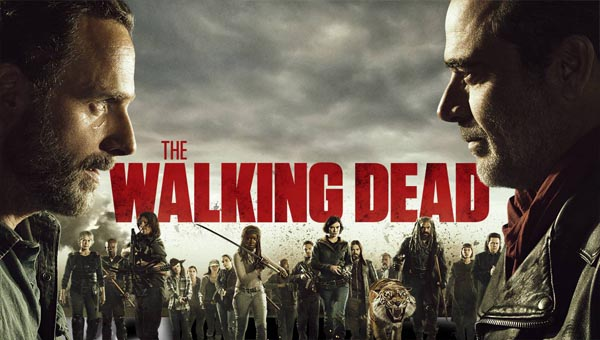 The Walking Dead игра зомби