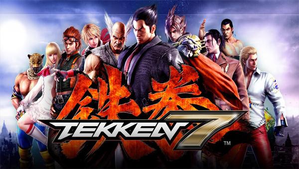 Tekken 7 игра