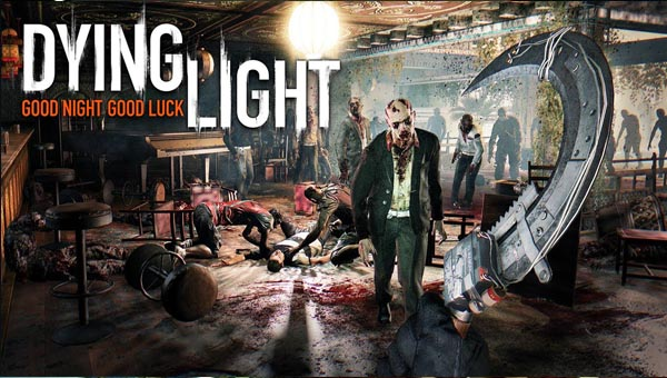 зомби игра Dying-Light