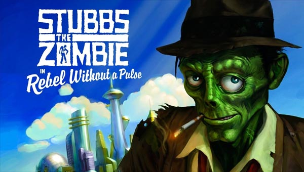 игра Stubbs the Zombie