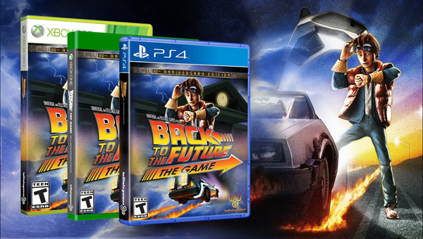 Back to the Future: The Game игра
