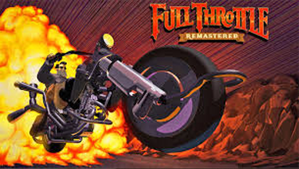 Full Throttle Remastered игра