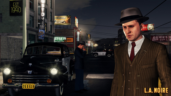 игра L.A. Noire