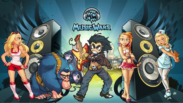 Music Wars игра
