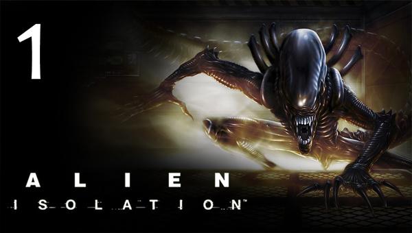 ALIEN: ISOLATION игра