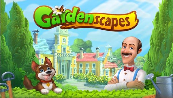 Игра Gardenscapes: секреты прохождения
