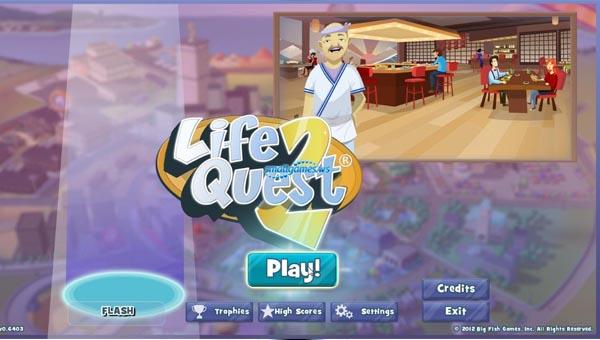 игра Life-Quest-2-Metropoville