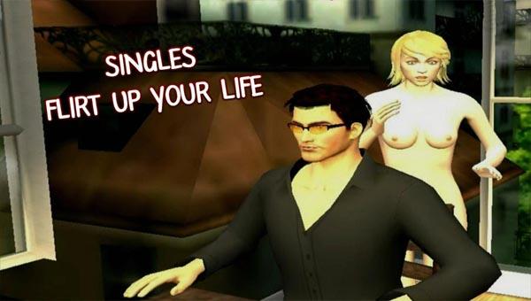 игра Singles. Flirt Up Your Life!