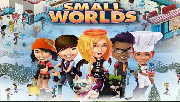 игра Small Worlds