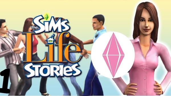 игра The Sims: Life Stories