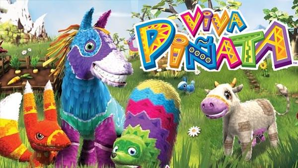 Viva Pinata игра