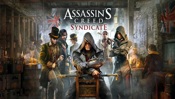 игра Assassin's Creed Syndicate