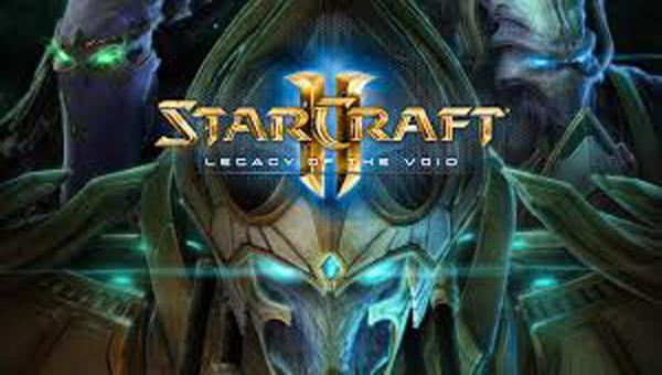 StarCraft II игра