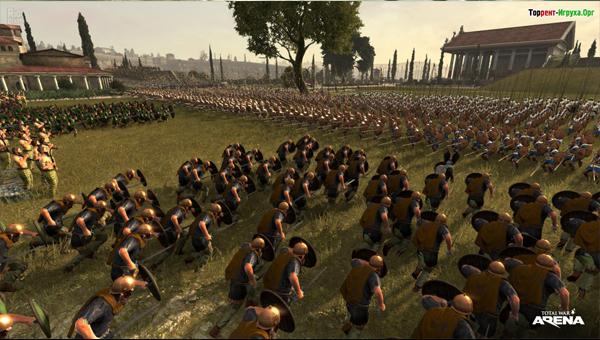 Total War игра