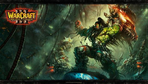 Warcraft III игра