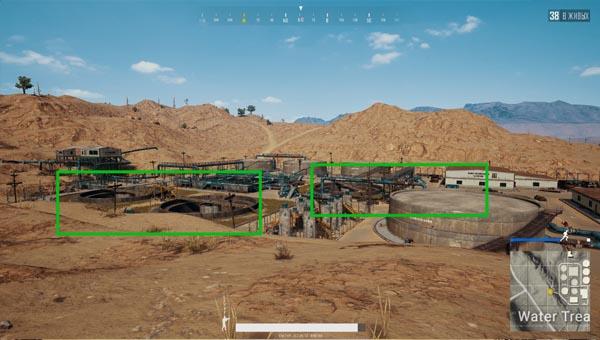 PUBG – пустыня (карта Miramar), узнайте лучшие места для лута