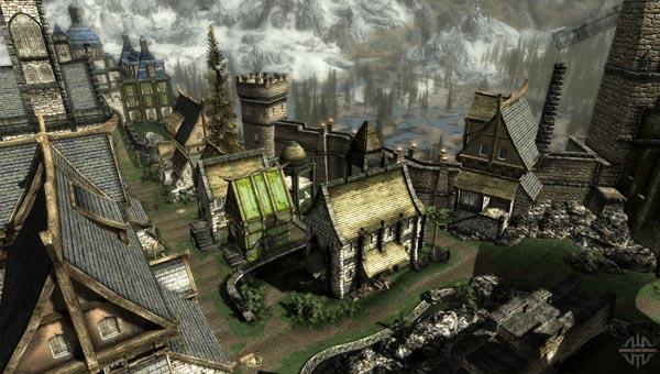 Как построить дом в Скайриме – подробный гайд