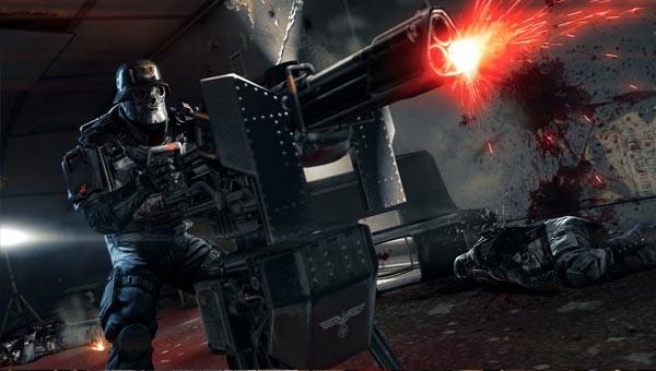 Wolfenstein-The-New-Order требования пк