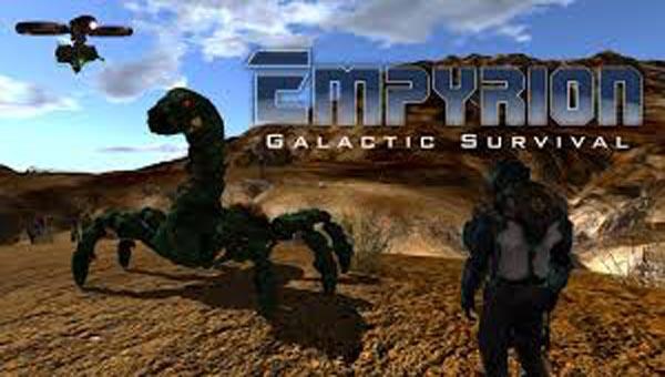 игра выживание Empyrion — Galactic Survival