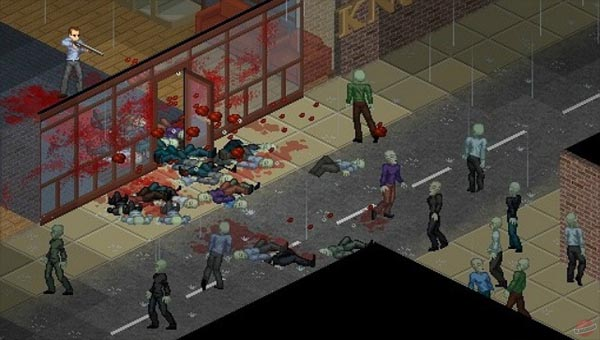 игра выжывание Project Zomboid