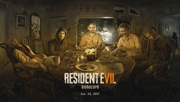 RESIDENT EVIL 7 biohazard игра