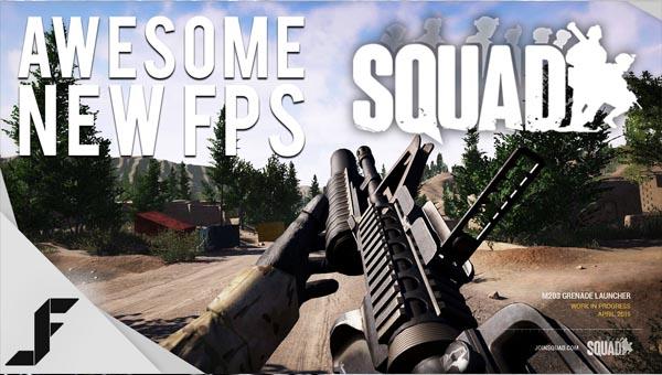 игра Squad
