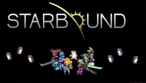 выживание Starbound