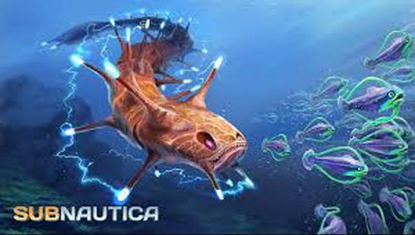 игра Subnautica