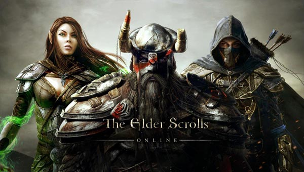 The Elder Scrolls игра
