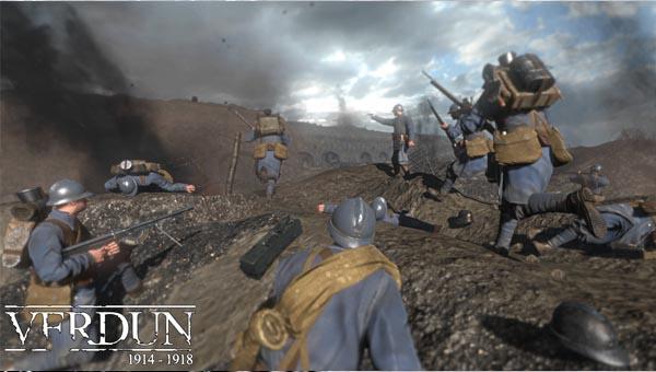 игра Verdun