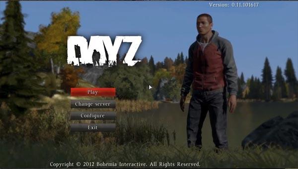 ыживание в игре igra-DayZ