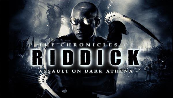 Chronicles of Riddick игра