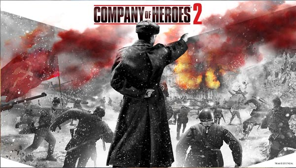 Company Of Heroes игра