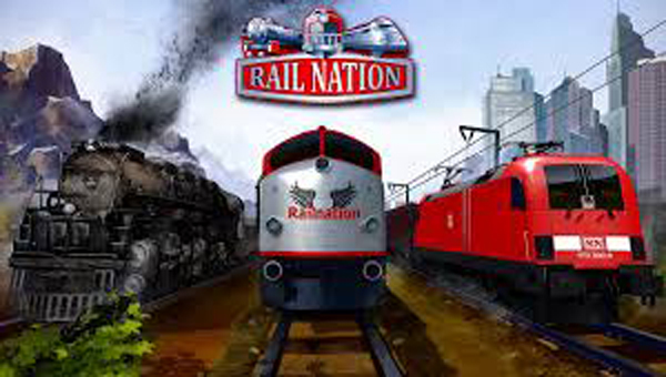 Rail Nation одна игра