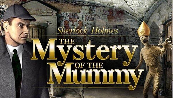 Шерлок Холмс: Пять египетских статуэток