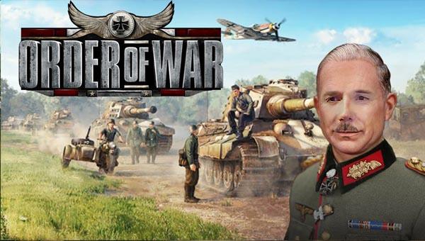 игра Order of War