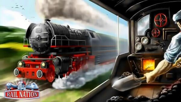 обзор игры про поезда