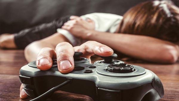 5 болезней геймеров, о которых необходимо знать