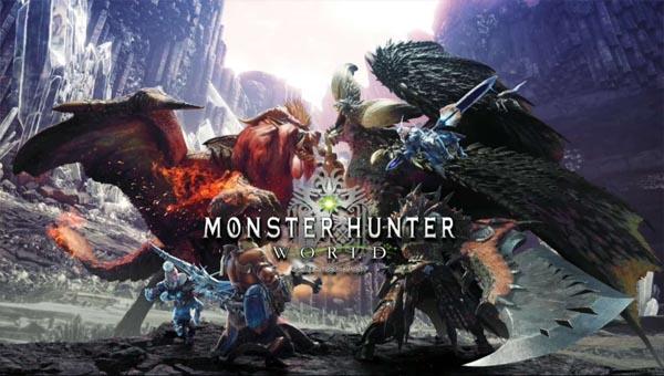 Monster Hunter World игра