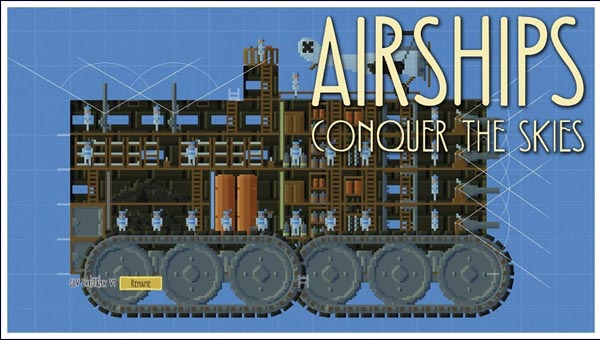 Airships: Conquer the Skies игра
