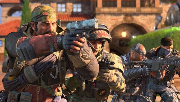 Королевская битва в игре Call of Duty: Black Ops 4