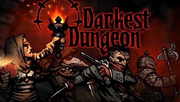 игра Darkest Dungeon