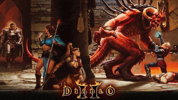 игра Diablo 2 и 3
