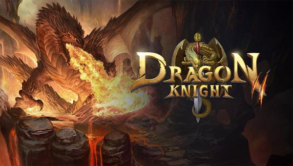 Dragon Knight 2 игра